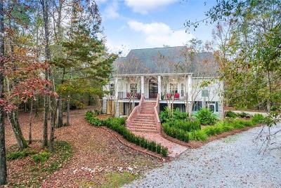 Covington Single Family Home For Sale: 16343 Bricker Road