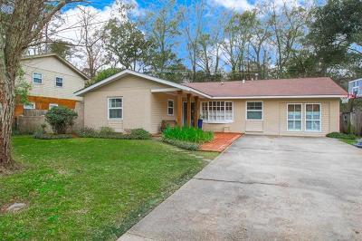 Single Family Home For Sale: 280 Live Oak Street