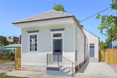 New Orleans LA Single Family Home For Sale: $315,000