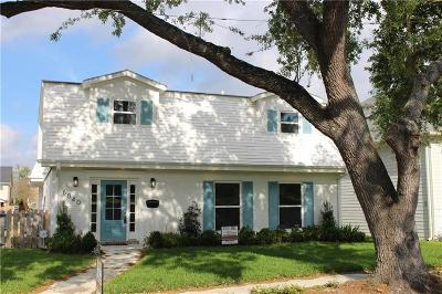 Single Family Home For Sale: 6840 Orleans Avenue
