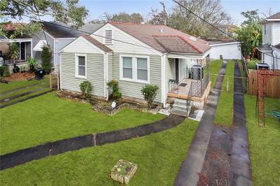 Single Family Home For Sale: 3957 Pauger Street
