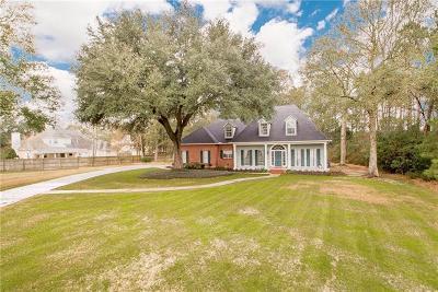 Covington Single Family Home For Sale: 1322 Vesper Lane