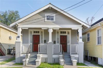 Jefferson Parish, Orleans Parish Multi Family Home For Sale: 626 S Solomon Street