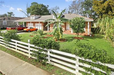 Single Family Home For Sale: 1323 Pace Boulevard