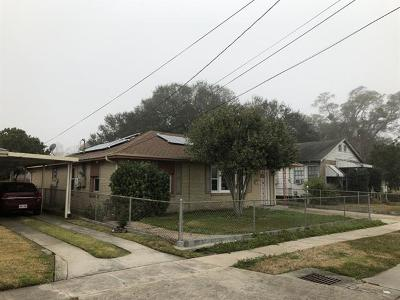 Single Family Home For Sale: 604 Marion Avenue