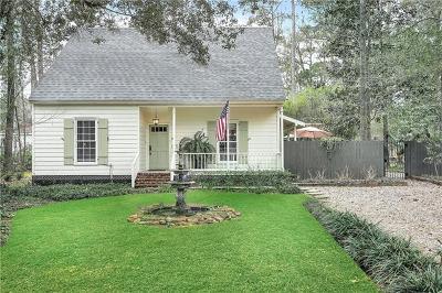 Covington Single Family Home For Sale: 1515 S Van Buren Street
