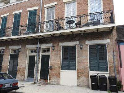 French Quarter Multi Family Home For Sale: 929 Dumaine Street #1