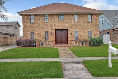 Single Family Home For Sale: 6930 Camberley Drive