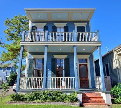 New Orleans Single Family Home For Sale: 802 Austerlitz Street