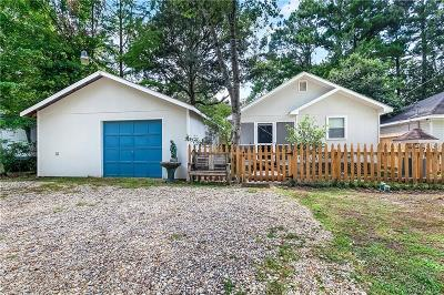 Covington Single Family Home For Sale: 70295 D Street