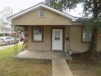 Jefferson Parish, Orleans Parish Multi Family Home For Sale: 3702 Monroe Street