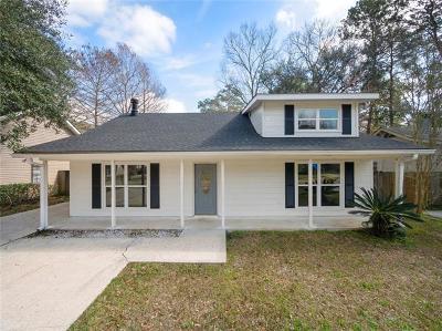 Covington Single Family Home For Sale: 70500 B Street