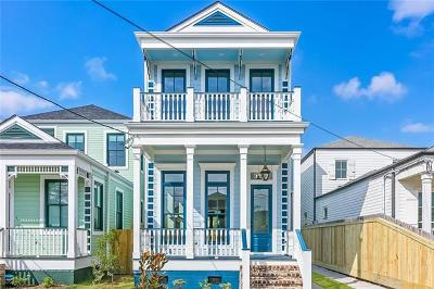 Single Family Home For Sale: 3717 Annunciation Street