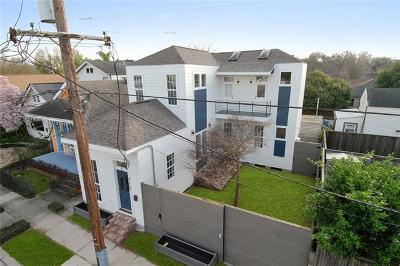 New Orleans Single Family Home For Sale: 315 Eleonore Street