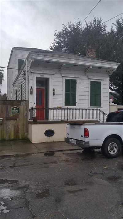 Jefferson Parish, Orleans Parish Multi Family Home For Sale: 2460 Burgundy Street