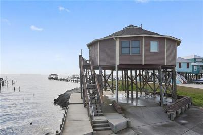 Slidell Single Family Home For Sale: 173 Lakeview Drive