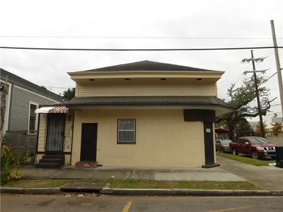 Jefferson Parish, Orleans Parish Multi Family Home For Sale: 3120 Cleveland Avenue