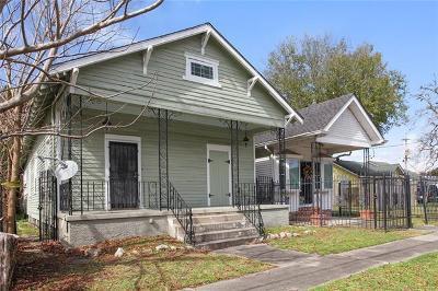 Single Family Home For Sale: 3016 Burdette Street