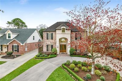 River Ridge, Harahan Single Family Home For Sale: 10612 Bolivar Street