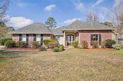 Covington Single Family Home For Sale: 208 Stonewood Drive