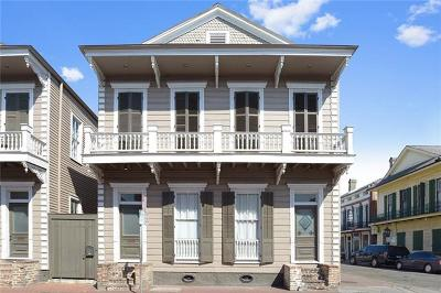 Multi Family Home For Sale: 643 Dauphine Street #A