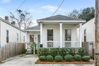 Single Family Home For Sale: 8612 Willow Street