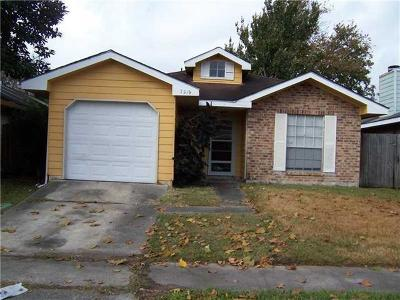 Single Family Home For Sale: 3519 Timber Wolf Ln Lane