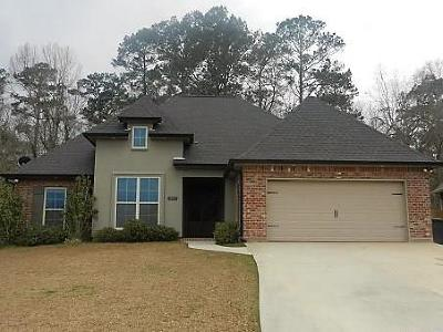 Madisonville LA Single Family Home For Sale: $279,900