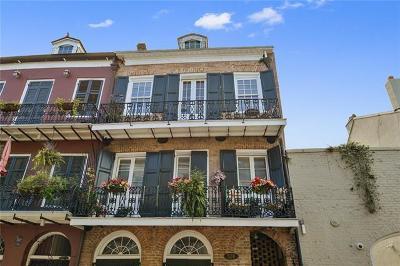 Jefferson Parish, Orleans Parish Multi Family Home For Sale: 528 Dumaine Street #5