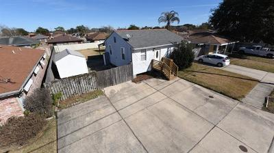 New Orleans Single Family Home For Sale: 7843 Unity Drive