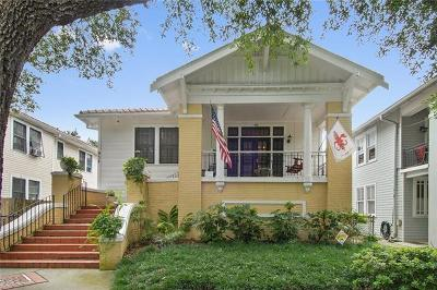 New Orleans Single Family Home For Sale: 932 Taft Place