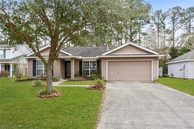 Slidell Single Family Home For Sale: 1127 Lori Drive