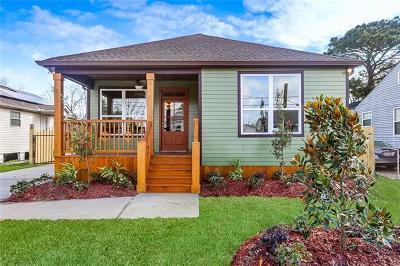 Single Family Home For Sale: 4307 Van Avenue