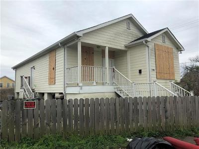 New Orleans Single Family Home For Sale: 2140 Florida Avenue
