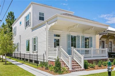 New Orleans Single Family Home For Sale: 300 Cherokee Street