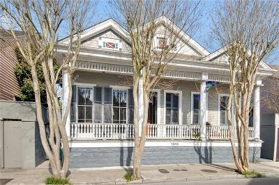 French Quarter Multi Family Home For Sale: 1015 Governor Nicholls Street #2