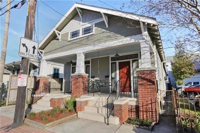 Jefferson Parish, Orleans Parish Multi Family Home For Sale: 5249 Tchoupitoulas Street