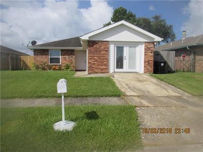 Single Family Home For Sale: 4620 Viola Street