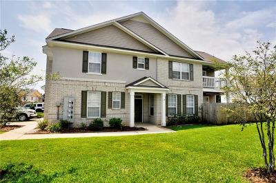 Madisonville Townhouse For Sale: 178 White Heron Drive