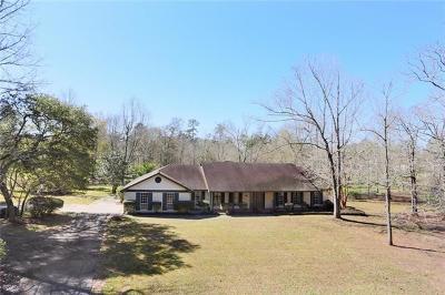 Slidell Single Family Home For Sale: 103 Belle Cherie Drive