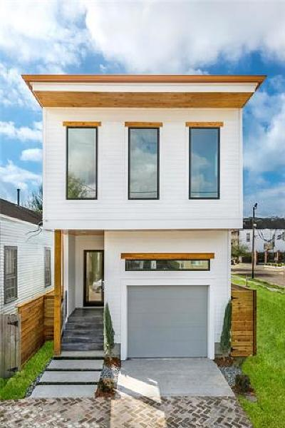 New Orleans Single Family Home For Sale: 1936 Fourth Street