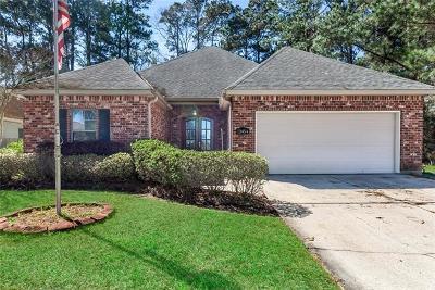 Covington Single Family Home For Sale: 13454 Riverlake Drive