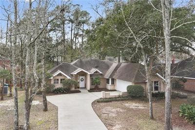 Single Family Home For Sale: 3009 White Oak Lane
