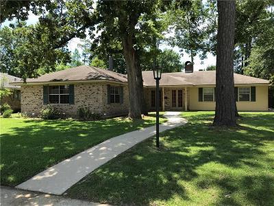 Slidell Single Family Home For Sale: 3801 Coventry Street