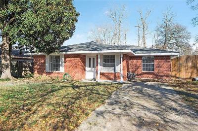 Slidell Single Family Home For Sale: 252 Audubon Drive