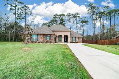 Covington Single Family Home For Sale: 114 Del Sol Drive W