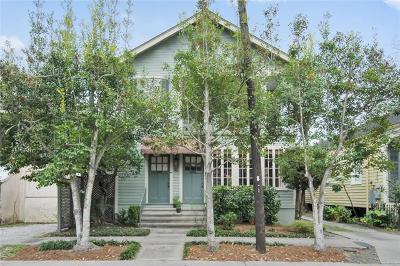 Single Family Home For Sale: 7709 Hampson Street
