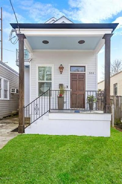 Single Family Home For Sale: 504 S Cortez Street