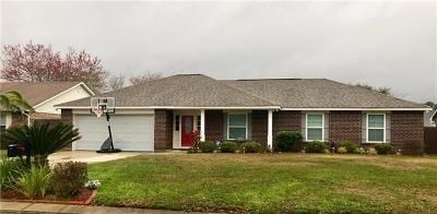 Slidell Single Family Home For Sale: 123 Willow Wood Drive