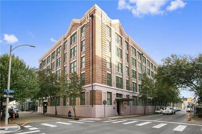 New Orleans Multi Family Home For Sale: 700 S Peters Street #505